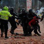 colombia, represion, gobierno, manifestaciones, heridos,