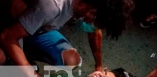 Nicaragua, Carazo, accidente de tránsito, motociclista,
