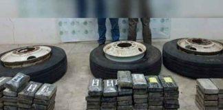 mexico, chiapas, camion, cocaina, decomiso, autoridades,