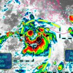 mexico, pacifico, formacion, tormenta tropical, enrique,