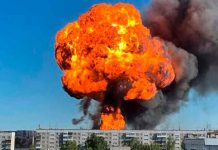 rusia, explosiones, gasolinera, heridos, autoridades,