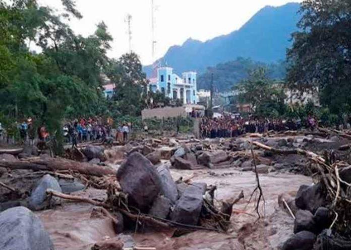 guatemala, lluvias, afectaciones, viviendas, familias, autoridades,