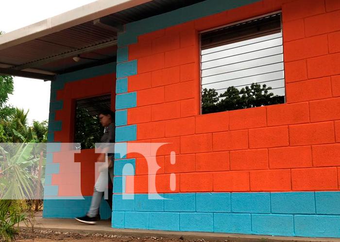 Nicaragua, Jalapa, viviendas dignas, gobierno,