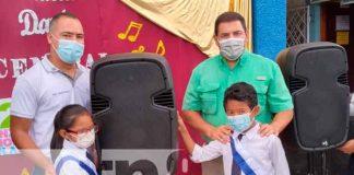 Nicaragua, jinotega, Mined, coros escolares