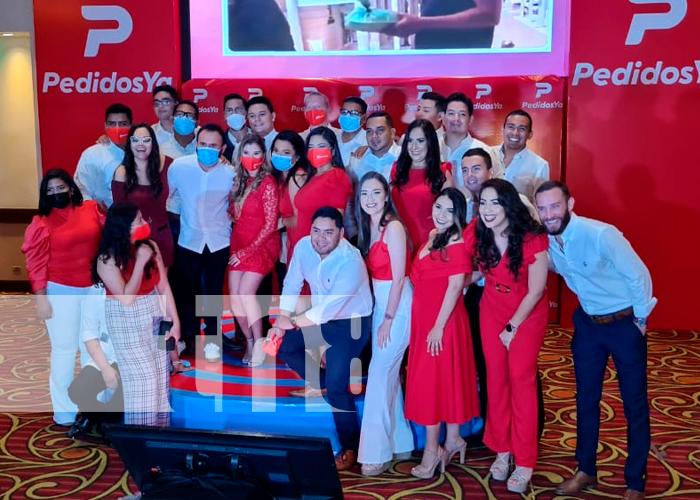 Nicaragua, managua, pedidos ya, delivery online