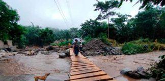 guatemala, lluvias, afectaciones, muertes, inundaciones,