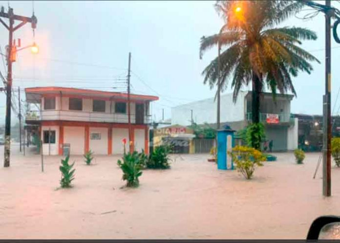 costa rica, afectaciones, lluvias, comunidades, autoridades, quepos,