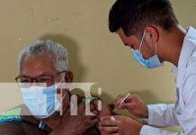 nicaragua, madriz, covid, inmunizan, jornada, vacuna