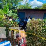 Nicaragua, Matagalpa, matan a mujer, marido, policía