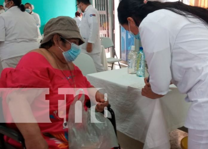 nicaragua, vacunación, minsa, covid, Covishield,