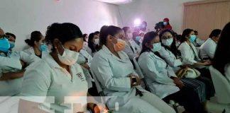 médicos, salud, Nicaragua, Taller, reintervenciones obstetricia,