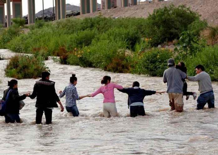 migrante, mexico, estados unidos, fallece, calor, cruce, frontera,
