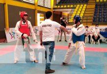 nicaragua, managua, juegos juveniles, Taekwondo,
