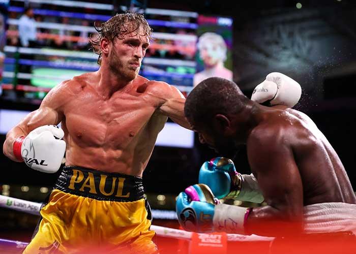 paul, mayweather, boxeo, exhibicion