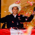 peru, elecciones, presidente, pedro castillo, felicitaciones, dirigentes,