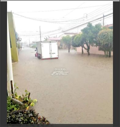 costa rica, afectaciones, lluvias, comunidades, autoridades,