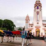 venezuela, inicio, festejos, bicentenario, batalla, carabobo,