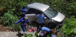 nicaragua, accidente, transito, informe, cantidad, policia,