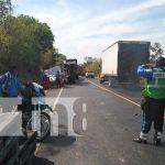 nicaragua, accidentes, transporte, reporte, colisiones, transito,