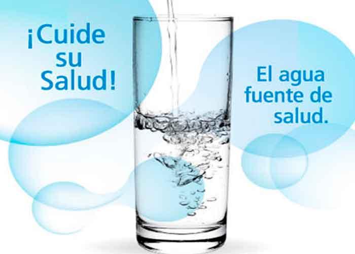 salud, agua, 5 beneficios, tomar agua,