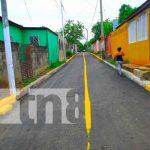 Nicaragua, managua, alcaldía, calles para el pueblo,