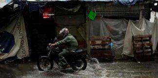 el salvador, alerta verde, lluvias, meteorologia,