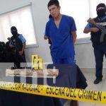 nicaragua, siuna, arresto, doble homicidio, policia,
