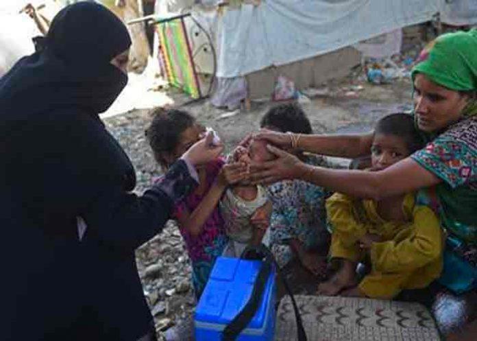 pakistan, polio, violencia, enfermedades,