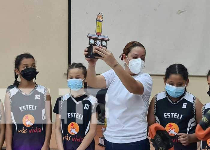 nicaragua, deporte, baloncesto, femenino, premios,