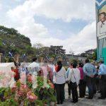 nicaragua, batahola, asamblea, homenaje, heroes y martires,