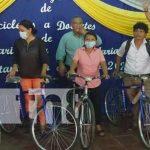 nicaragua, mined, bicicletas, rivas, educacion,