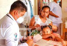 Nicaragua, Bilwi, Minsa, feria de salud,