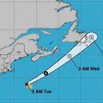 atlantico, tormenta tropical, bill, segunda depresion,