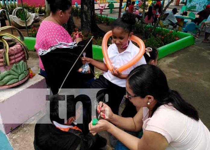 Nicaragua. Bluefields, Mifam, actividades recreativas,