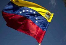 venezuela, bandera,