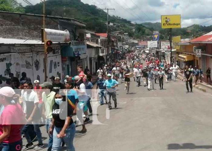nicaragua, boaco, fiestas, tradición, boaqueños,