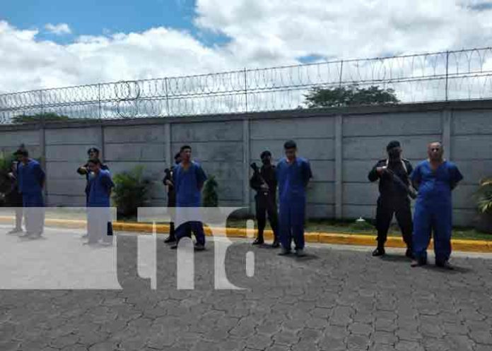 nicaragua, boaco, policia nacional, delincuentes,