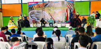 nicaragua, cafe, jinotega, produccion, expo feria,