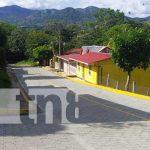 nicaragua, calles, matiguas, barrio pancasan, desarrollo,