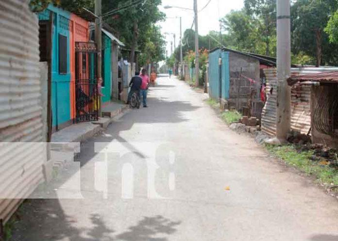 nicaragua, managua, nuevas calles, alcaldía,