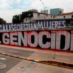 Colombia , 75 asesinatos, paro nacional, fuerza pública,