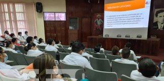 nicaragua, conocimientos, medicos, aprendizaje, capacitacion,