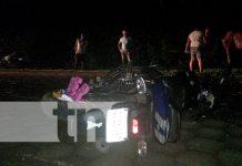 nicaragua, Carazo, accidente de tránsito, lesionados,