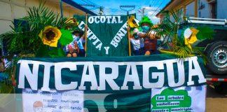 nicaragua, ocotal, nueva segovia, carnaval,