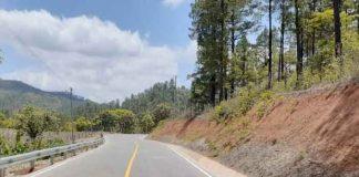 nicaragua, carretera, nueva segovia,