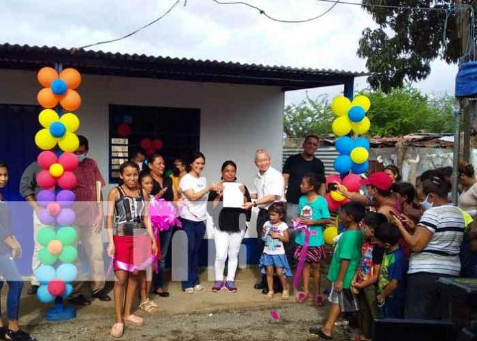 nicaragua, casa, barrio hugo chavez,