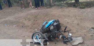 nicaragua, accidente, transito, reporte,