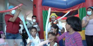nicaragua, celebracion, niños, niñas, managua,