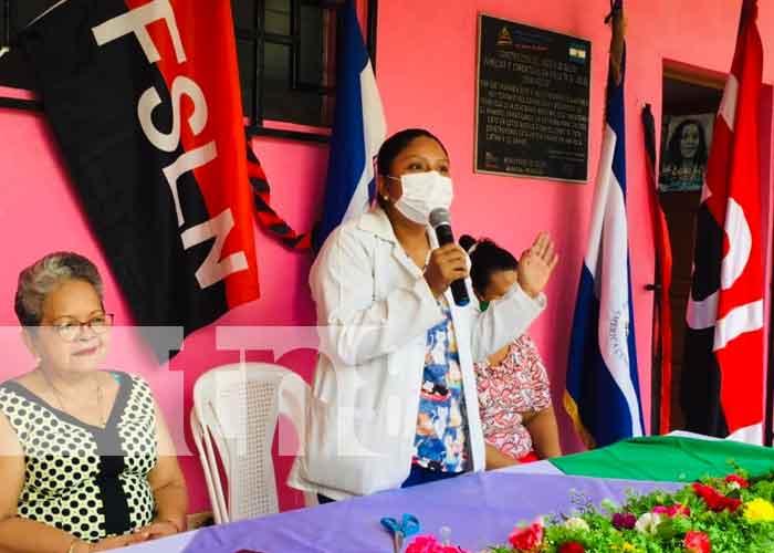 nicaragua, chinandega, el higueral, centro medico,
