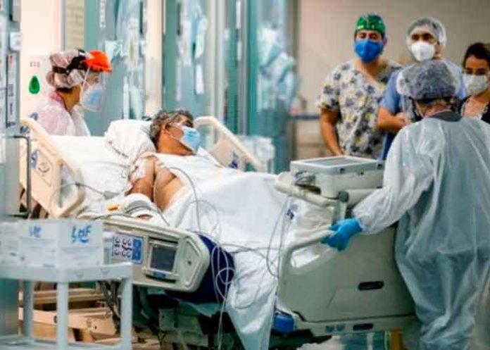 Chile, santiago, covid-19, colapso sanitario